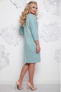 Платье «Арабика» цвета мяты