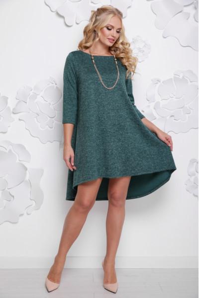 Сукня «Сонечко» зеленого кольору