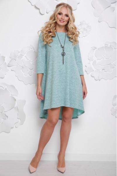 Сукня «Сонечко» блакитного кольору