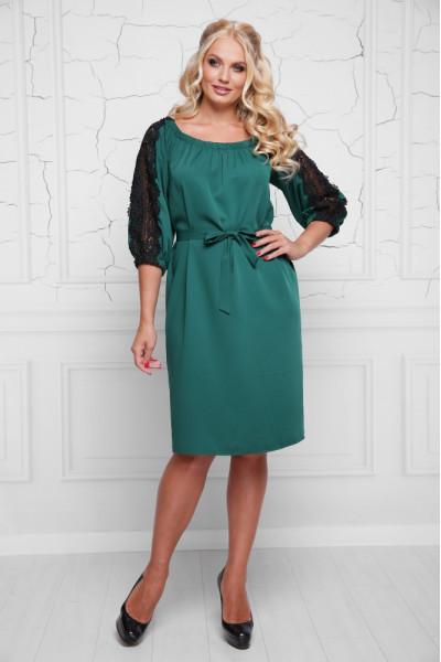 Сукня «Франческа» зеленого кольору