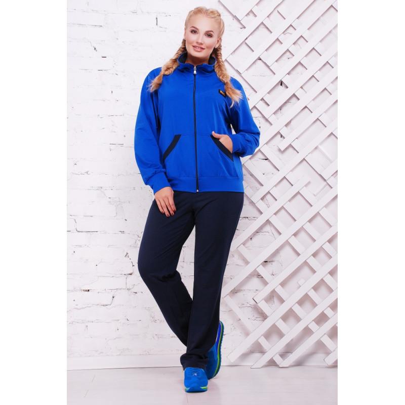 Костюм спортивний синій– купити в Києві 637bf7c81ceec