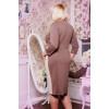 Сукня «Морган» шоколадного кольору