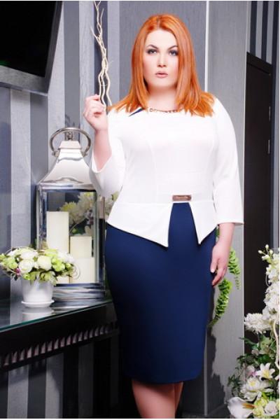 Сукня «Поліна» білого кольору