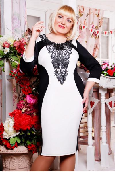 Сукня «Джулія» білого  кольору