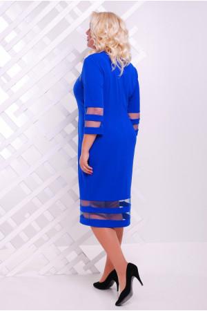 Сукня «Хіларі» кольору електрик