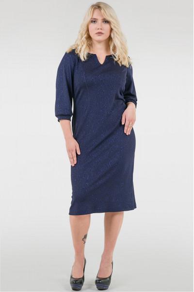 Сукня «Фьюрі» синього кольору