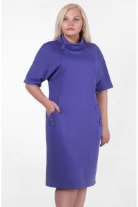 Сукня «Селія» бузкового кольору