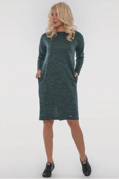 Сукня «Лойс» зеленого кольору