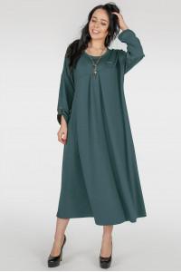 Сукня «Калхіда» кольору морської хвилі