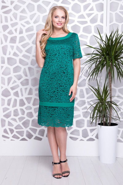 Сукня «Дженіфер» смарагдового кольору
