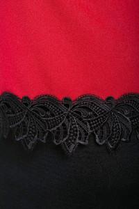 Костюм «Кейси» красного цвета