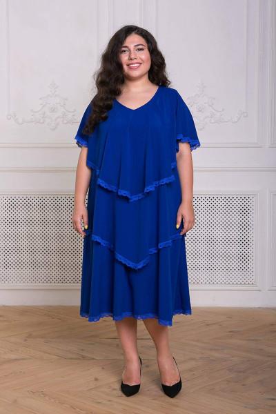 Сукня «Девіс» кольору електрик