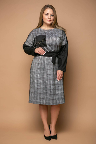 Сукня «Стоун» чорного кольору