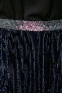 Юбка «Микаэль» темно-синего цвета