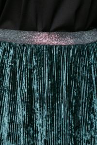 Юбка «Микаэль» зеленого цвета