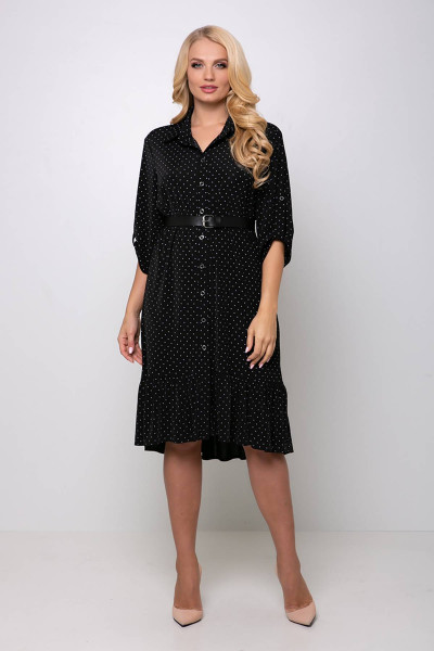 Сукня «Періс» чорного кольору