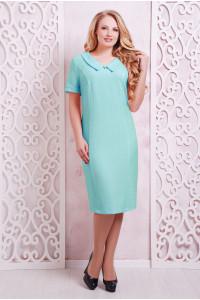 Сукня «Верді» бірюзового кольору