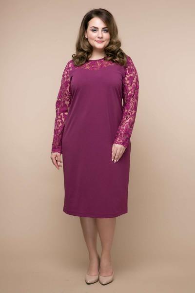 Сукня «Емілія» кольору фуксії