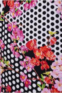 Туника «Тайра» розового цвета