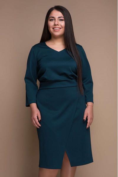 Сукня «Келлі» темно-синього кольору