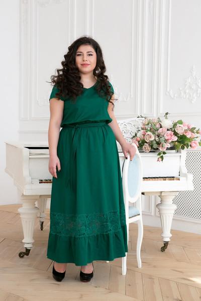 Сукня «Річ» зеленого кольору
