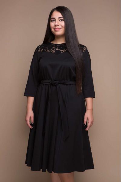 Сукня «Грейс» чорного кольору