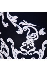 Платье «Венеция» темно-синего цвета