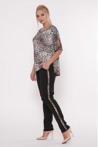 Брючний костюм «Леопард»