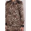 Сукня «Лея» з леопардовим принтом