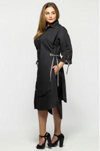 Сукня «Євгенія» чорного кольору