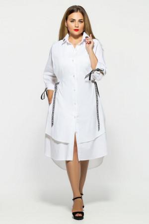 Сукня «Євгенія» білого кольору
