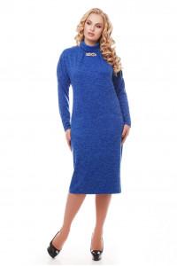 Сукня «Аліса» кольору електрик