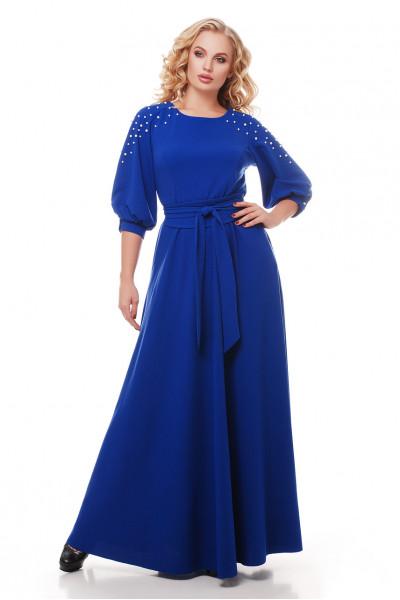 Сукня «Вів'єн» кольору електрик