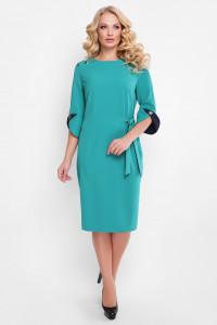 Сукня «Джулія» кольору бірюзи
