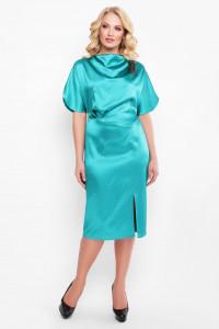 Сукня «Елеонора» смарагдового кольору