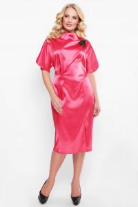Сукня «Елеонора» яскраво-червоного кольору