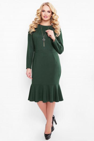Сукня «Ромі» смарагдового кольору