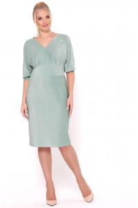 Платье «Афина» цвета мяты