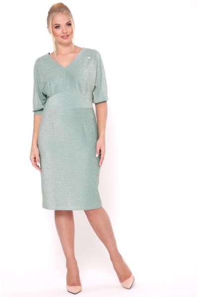 Сукня «Афіна» кольору м'яти