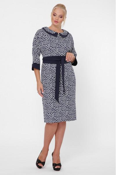 Сукня «Наталі» синього кольору