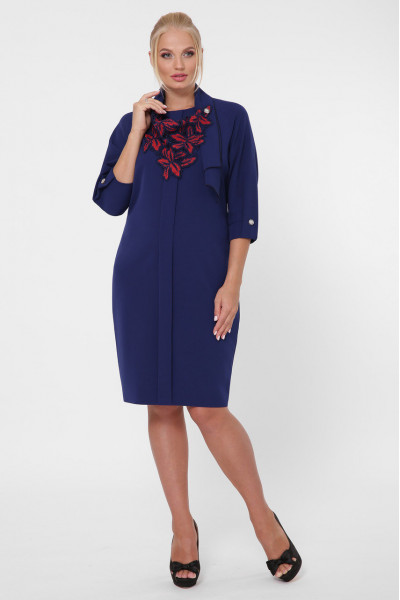 Сукня «Еліза» синього кольору