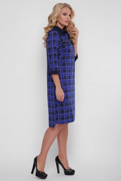 Сукня «Мадлен» з візерунком-віконцями