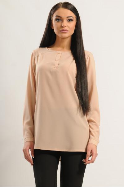 Блуза «Айрін» бежевого кольору